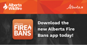 This image has an empty alt attribute; its file name is alberta-fire-ban-app-300x157.png